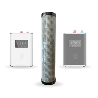 LUXE or NEXUS Tank Calcium & Carbon Replacement Filter