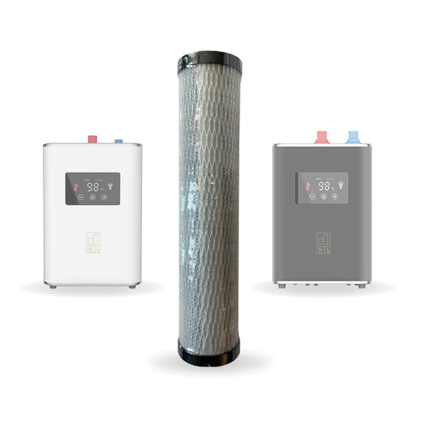LUXE Tank Calcium & Carbon Replacement Filter