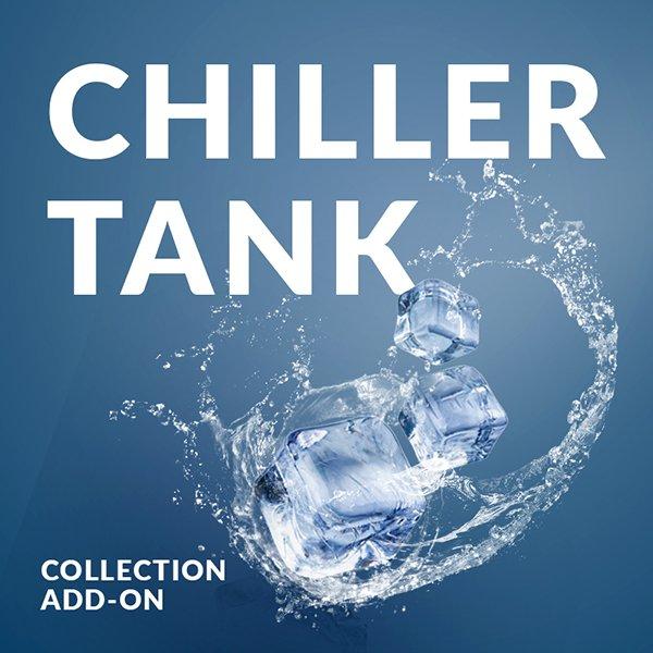 INTU Evolution Under Sink Chiller Tank